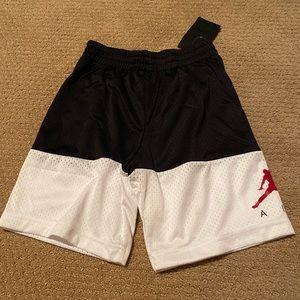 Jordan boys shorts. NWT. Small